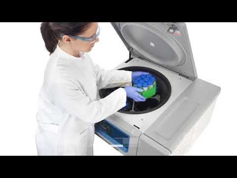 Thermo Centrifuges - GP 4XR Pro Sorvall - Tafelcentrifuge