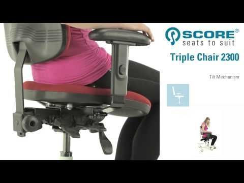 Score   Triple Chair 2300